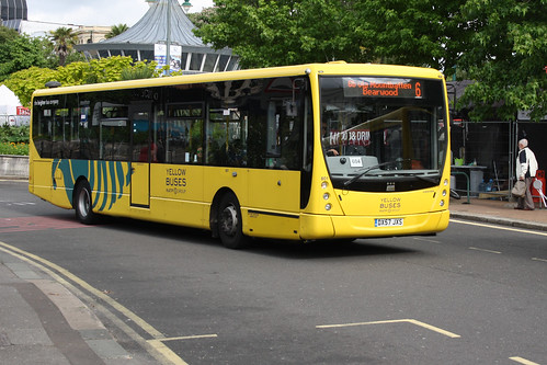 Yellow Buses 801 DX57JXS