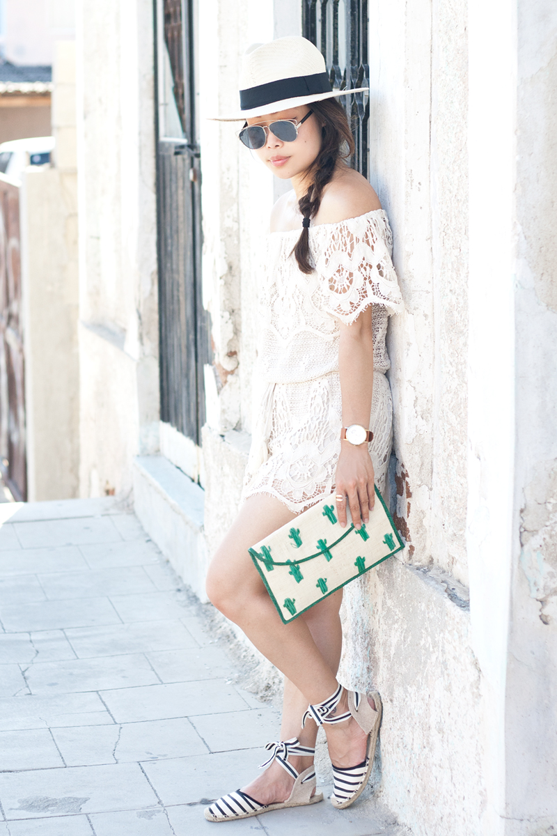 05crochet-offshoulder-romper-fedora-cactus-espadrilles-travel-style-fashion