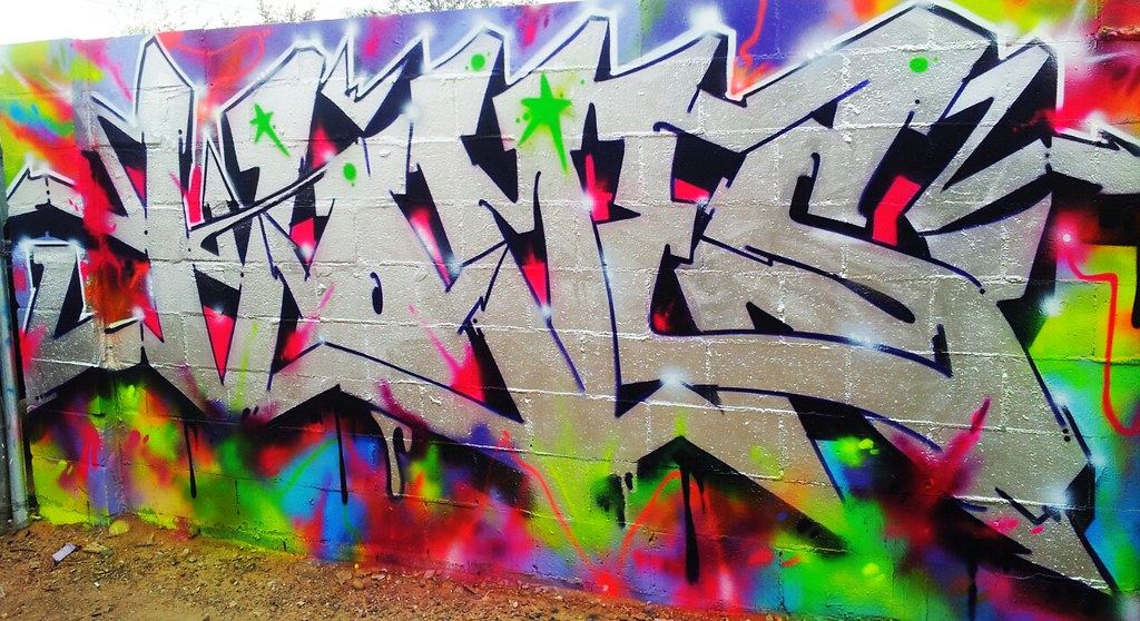 Homes For The Homie Homish Albuquerque Graffiti By Pesa