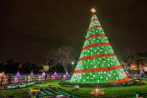 National Christmas Tree in Washington D.C. (2014) | by Anthony Quintano