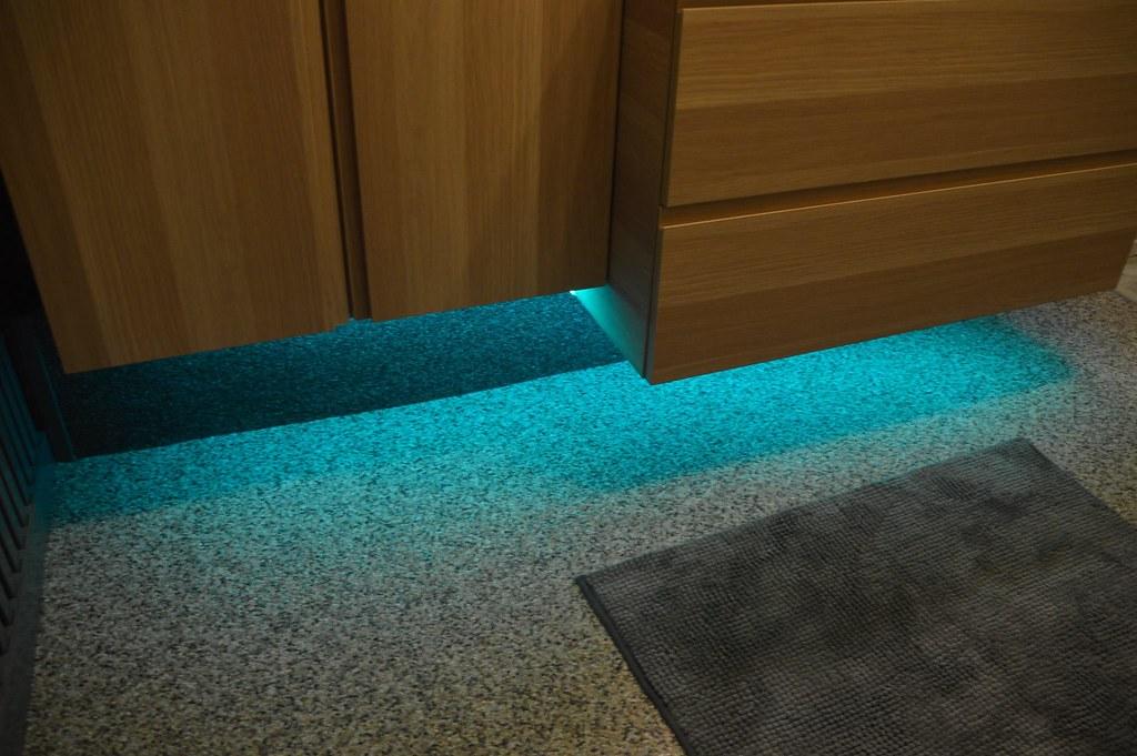 siergrindvloeren vloer met ledverlichting by rdb siergrindvloeren