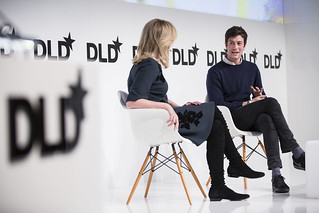 "DLD*15Conference –""It's Only The Beginning!"" – Munich, Germany, Jan2015 ©Gigler 