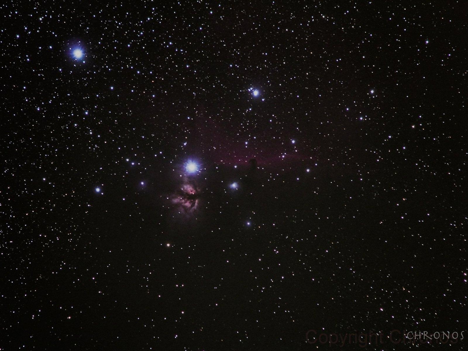 HorseHead Nebulae - Barnard 33