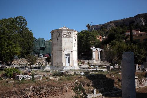 L'agorà romana di Atene