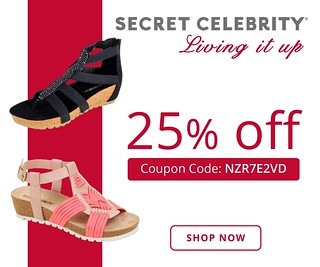 Secret Celebrity Coupon :: run dates 071316 to 073116