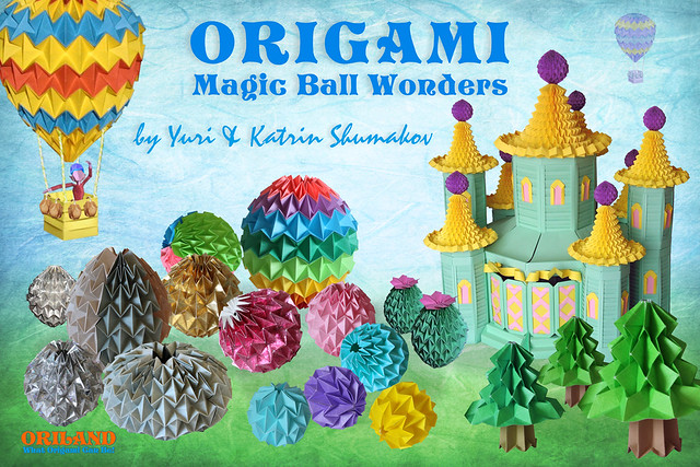 Origami Magic Ball Wonders!