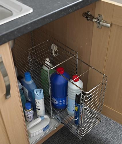 Kitchen Sink Storage Drawer