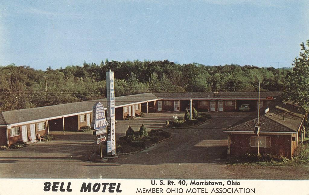 Bell Motel - Morristown, Ohio