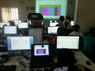 Computer training at CPC May 2016 | by Develop Africa