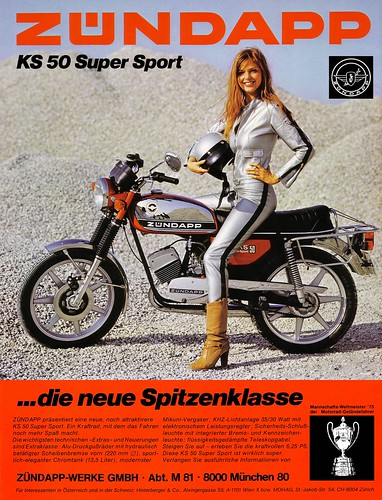 z ndapp ks 50 super sport 1976 spitzenklasse z ndapp. Black Bedroom Furniture Sets. Home Design Ideas