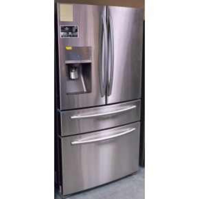 Ossamsung Rf24fsedbsr 235 Cu Ft Stainless Steel Counte Flickr
