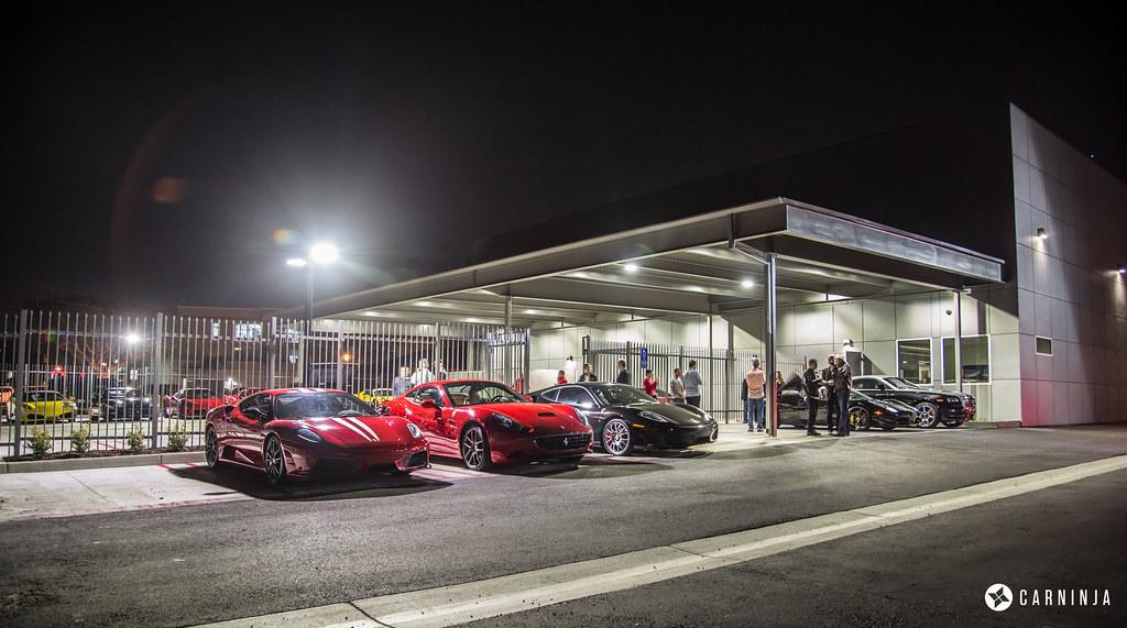 Ferrari South Bay >> Ferrari South Bay Grand Opening Www Carninja Com Www Faceb Flickr