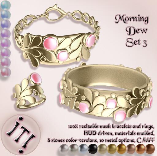 !IT! - Morning Dew Set 3 Image