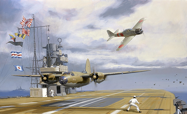 Marauder at Midway by Jack Fellows