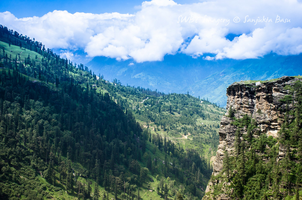 Manali to Leh Bus Journey by Himachal Tourism Bus-6