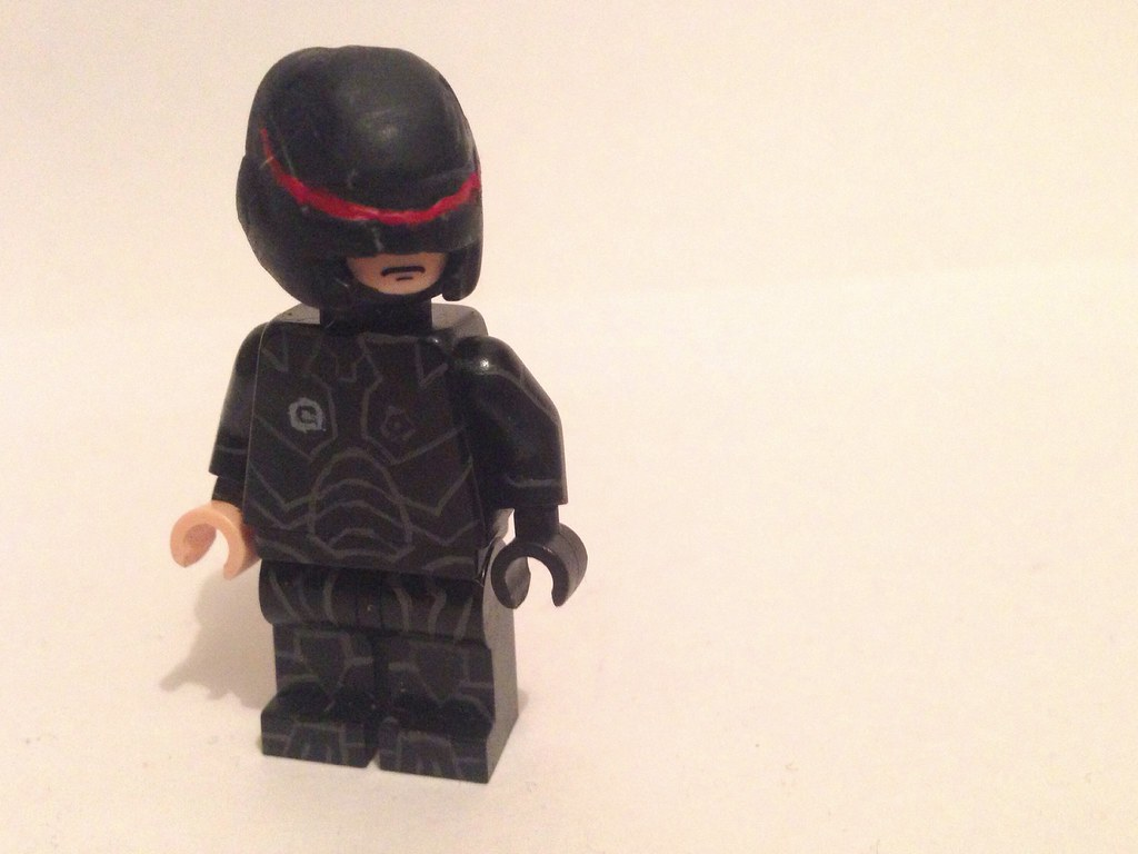 Robocop 2014 6 Inch Light Action Robocop 3.0 Gallery - The Toyark ...