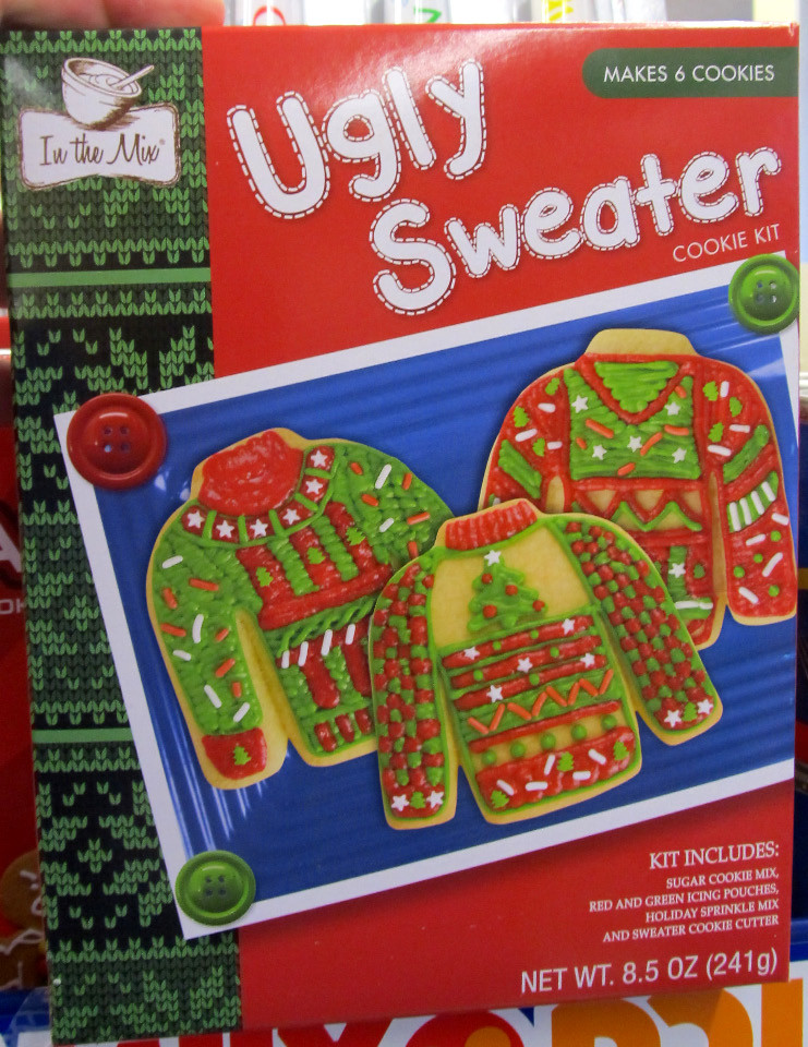 Ugly Sweater Cookie Kit Steve Flickr