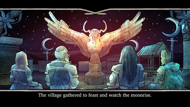 Moon Hunters on PS4