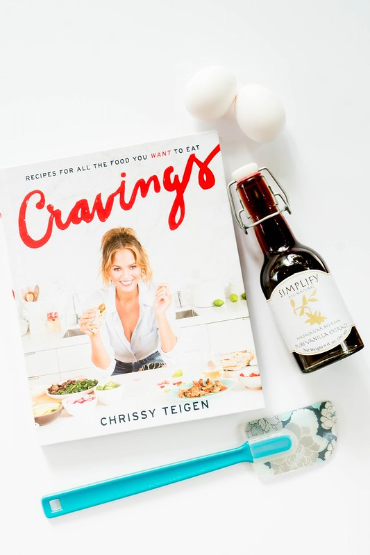 Chrissy Teigen Cravings cookbook