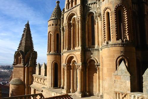 Old Cathedral / Catedral Vieja, Salamanca  Trevor Huxham ...