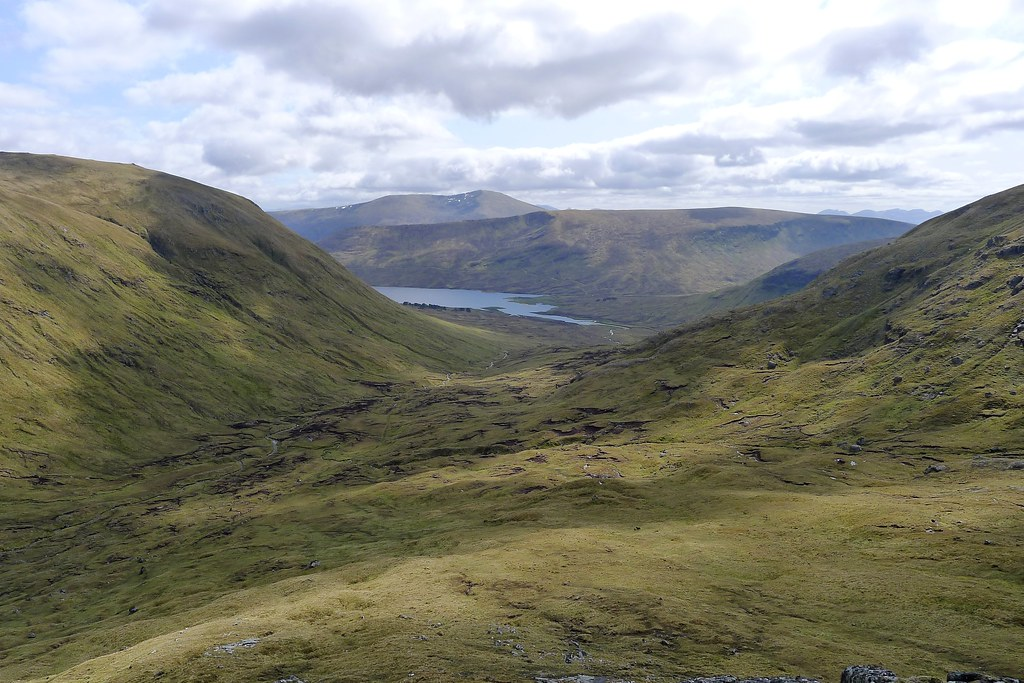 Back to Loch Fannaich