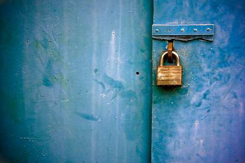 locked | by Karol Franks