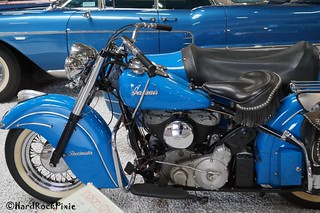 Indian Motorcycle | by HardRockPixie