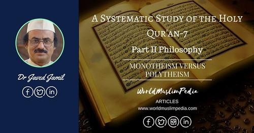 PART II: PHILOSOPHY - MONOTHEISM VERSUS POLYTHEISM