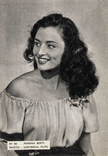 Marina Berti in Abdulla the Great (1955)