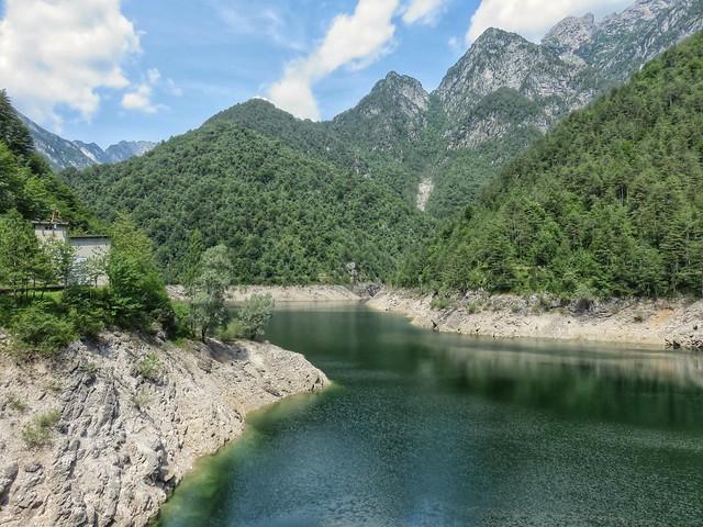 Lago artificiale di Ca' Zul, Meduno