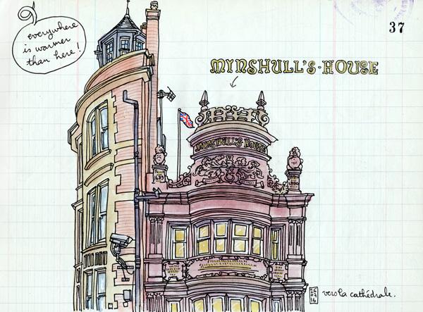 minshull's house