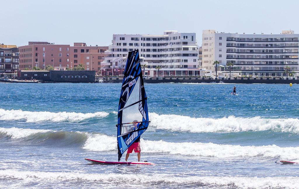 Windsurfing & Kite in Medano - Tenerife