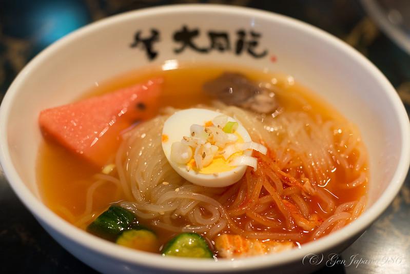 大同苑 盛岡冷麺
