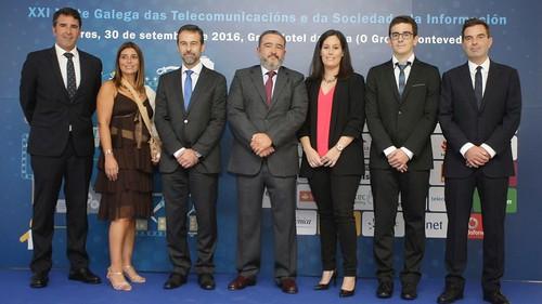 Egatel, Premio INEO al Producto más Innovador