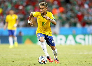 neymar-brazilian-national-team-fifa-world-cup-2014 | by stonehawkmilleneum