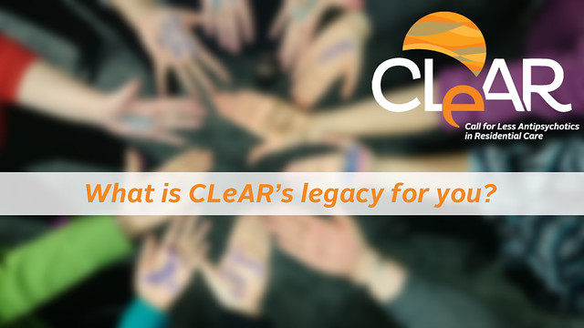CLeAR's Legacy - Wave 1