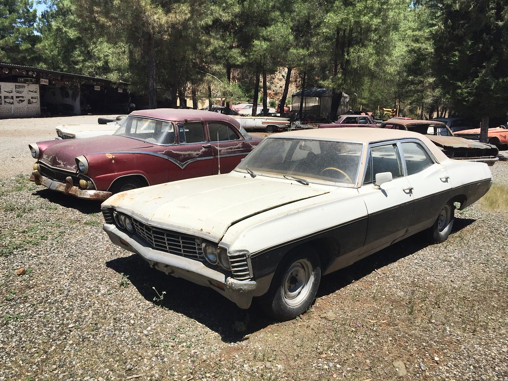 Vintage American classic cars - Ortaca Turkey 1967 Chevrol… | Flickr