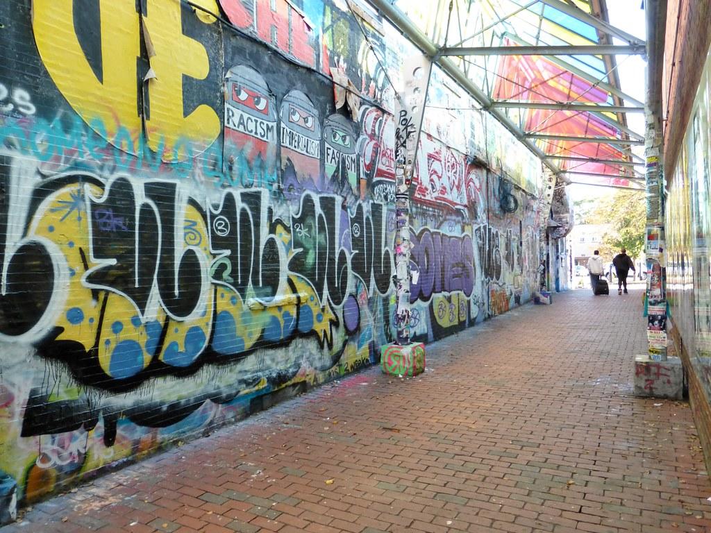 Graffiti wall cambridge - Graffiti Wall By Lorianne Disabato Graffiti Wall By Lorianne Disabato