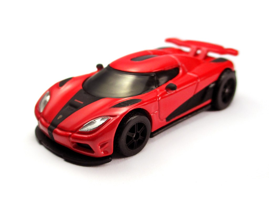 HotWheels - Koenigsegg Agera R | From the Need For Speed ser… | Flickr