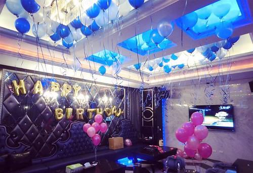 Party Time!我在台中水雲端舉辦公主般的生日趴 (1)