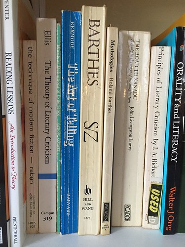 Arranging texts: Barthes, S/Z | by mcmorgan08