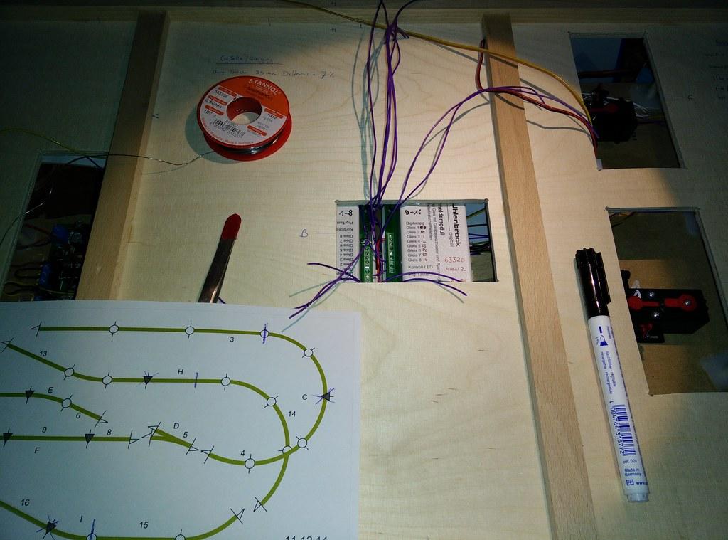 Ausgezeichnet Verdrahtung Bilder - Elektrische Schaltplan-Ideen ...