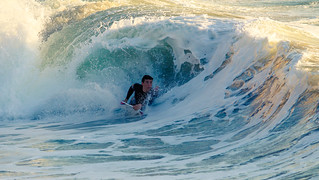 snagging barrels | by chris kuga