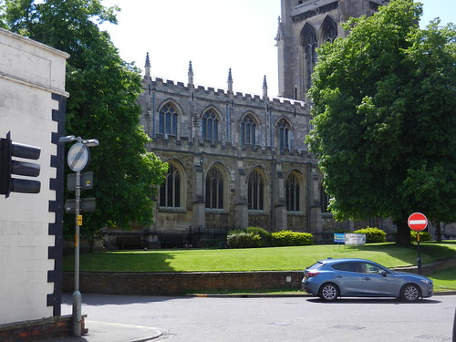 St James' Church, Louth Lincolnshire