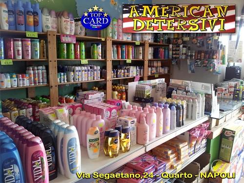 American Detersivi -Via Segaetano,24 - Quarto - NAPOLI