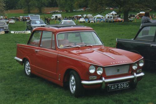 Classic Car Show Bedfordshire