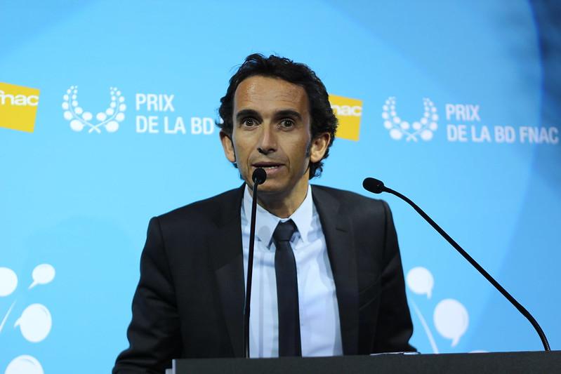Alexandre Bompard - Prix Fnac BD 2015
