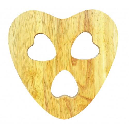 Đồ lót nồi bằng gỗ mẫu số 6
