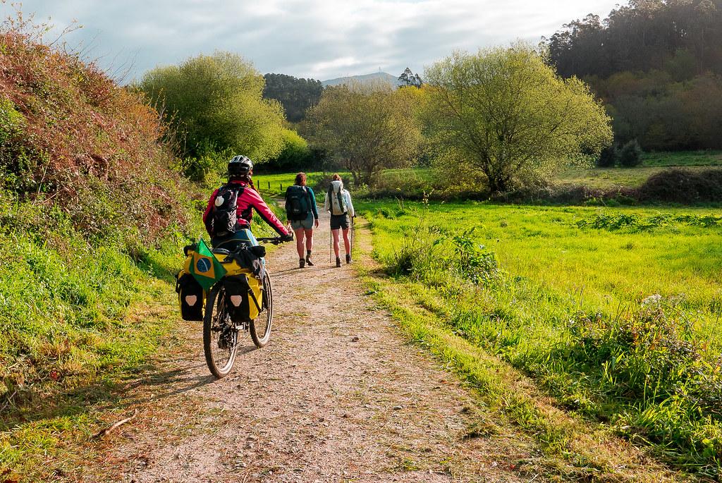Camino Portugues en bicicleta