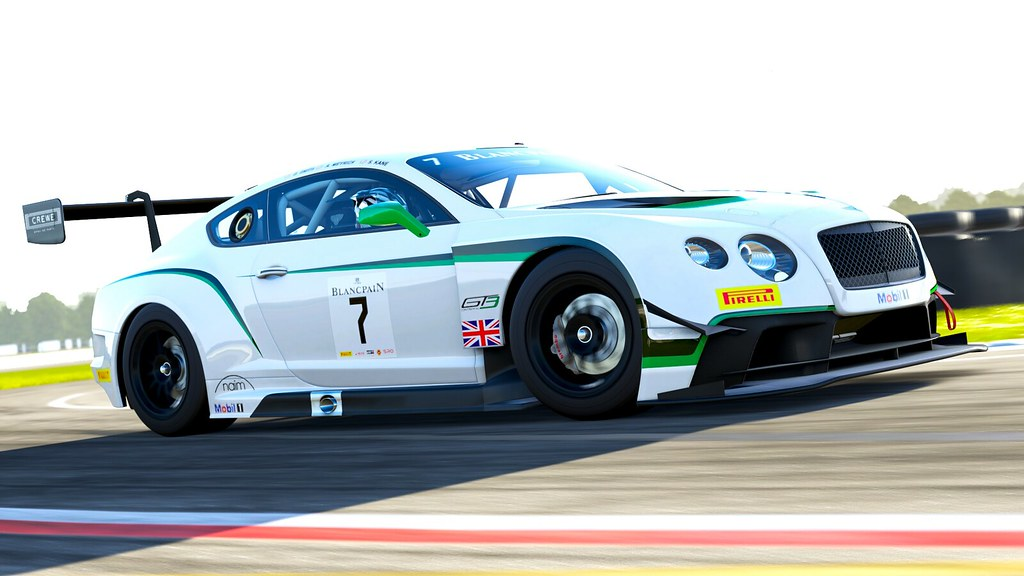 Forza Motorsport 6: Apex - 2014 Bentley Continental GT3   Flickr